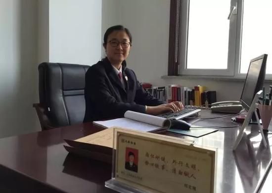 济南市天桥区人民检察院检察官 郑宏雁