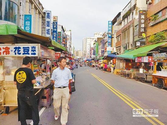 今年以来,尤其是5月以后,大陆赴台游客锐减,对台湾旅游业者造成严重冲击。(图片来源:台湾《中国时报》)
