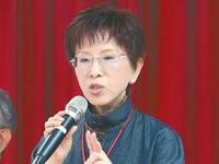 """国民党要求洪秀柱在习洪会强化""""一中各表"""""""