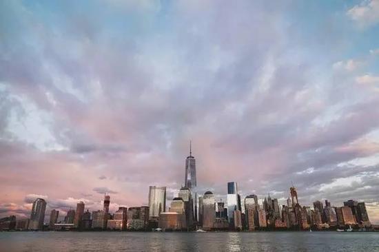▲ 著名的「曼哈顿天际线」