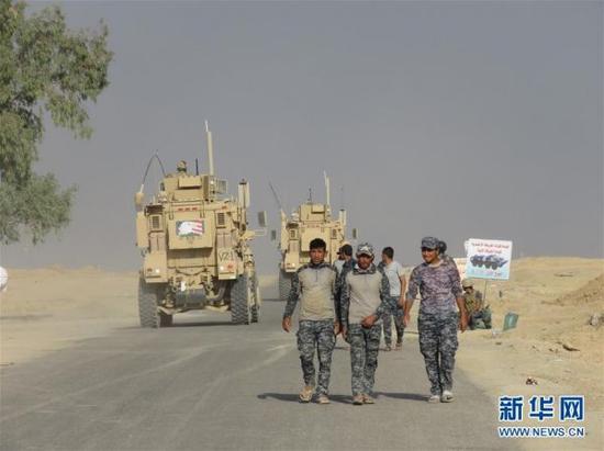 外媒称拿下摩苏尔也无法击垮IS:拉卡更难啃
