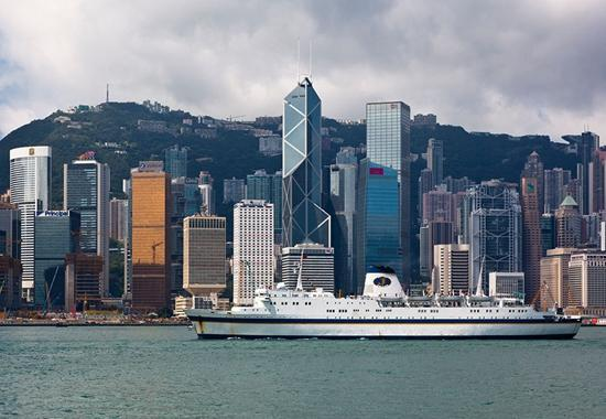 香港零售额连续下跌