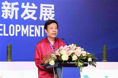 10月27日,海南省委常委、三亚市委书记张琦在开幕式上致辞。