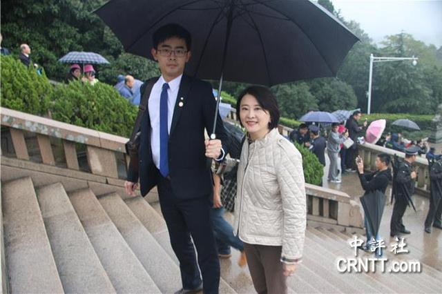 国民党文传会副主委王鸿薇