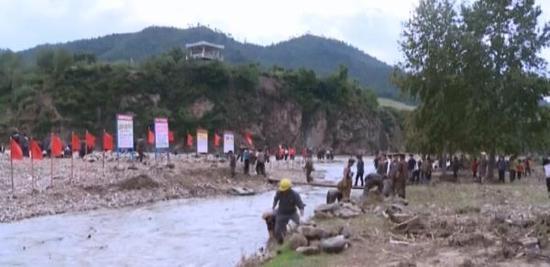 中国应对方要求向朝鲜水灾无偿提供2000万援助