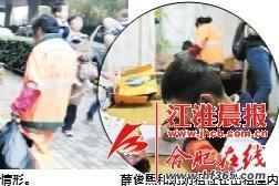 薛俊熙和奶奶租住在出租屋内。