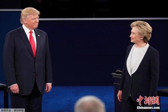 """""""厮杀""""数月美国大选迎决胜日 谁将入主白宫?"""
