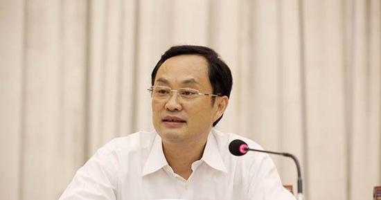 湖南省委常委张文雄被查 主政地多为腐败重灾区