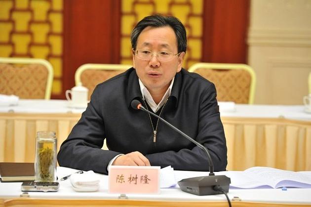 安徽副省长陈树隆接受调查(图/简历) 新闻