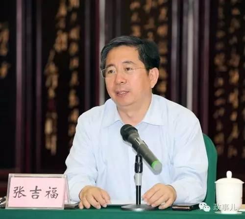 北京官员入晋15个月后升副部 他都做了啥