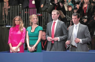 特朗普任命过渡团队招兵买马 当选副总统负责