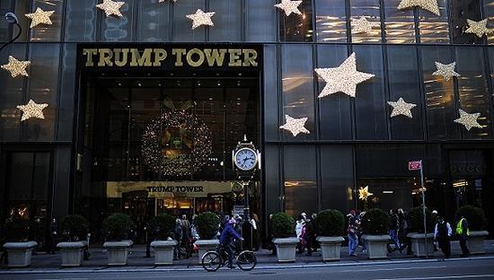 特朗普曾欠银行大笔贷款 当选总统或现利益冲突