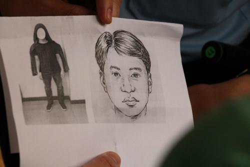 香港发生连环非礼案 警方发拼图缉色魔(图)