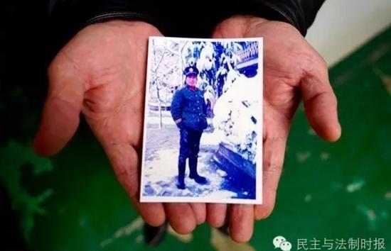 河南合同警疑遭构陷获刑1年 23年后仍难获清白