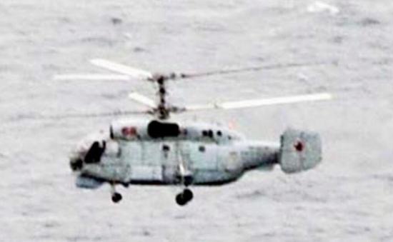 俄军机在钓鱼岛附近飞行 日本战斗机紧急起飞