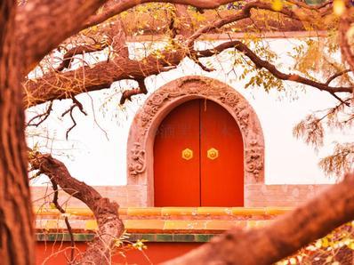 北京皇家园林:颐和园秋韵