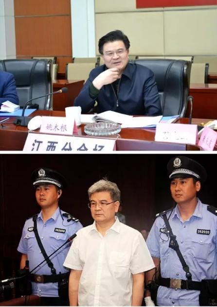 原江西省副省长姚木根落马前后