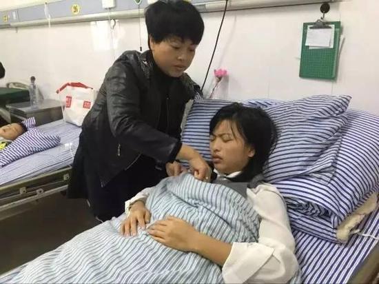 怀孕女教师被学生家长殴打 几乎流产