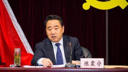 江苏发改委主任陈震宁被提请任命副省长(图)
