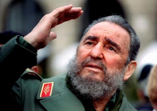 古巴将放礼炮纪念卡斯特罗 每隔一小时鸣炮一次