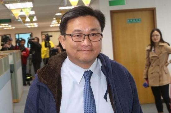 """台湾民进党""""立委""""王定宇曾提议邀达赖来台 资料图"""