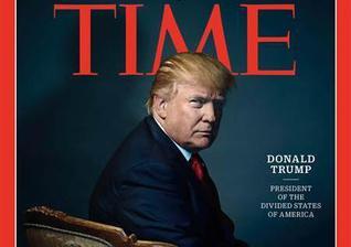 特朗普获《时代周刊》2016年度人物