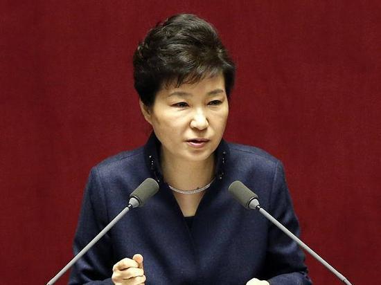 韓國總統朴槿惠。(新華/美聯)