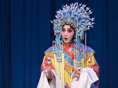 【图集】精艳绝伦的中国戏曲服装