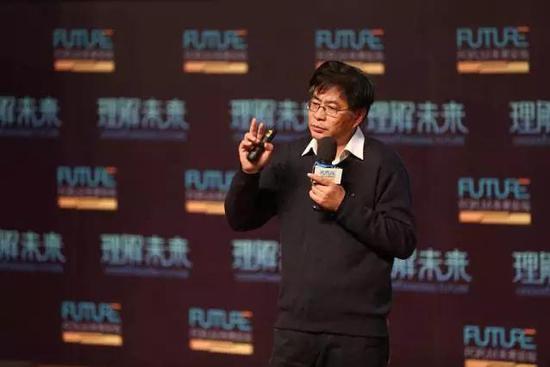 国家科学院大气物理研讨所研讨员王跃思