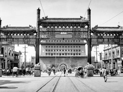 三十年代的老北京生活