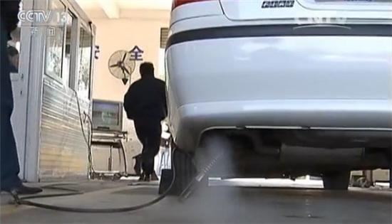 汽车主要排放一氧化碳、氮氧化物、碳氢化合物和细颗粒物等