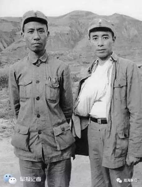 (1939年7月,周恩来坠马,致右臂骨折)