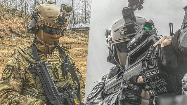 解放军单兵装备