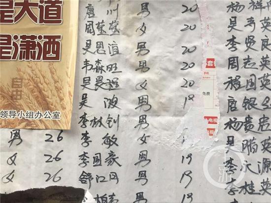2016年10月的基层选举,吴波是选民。