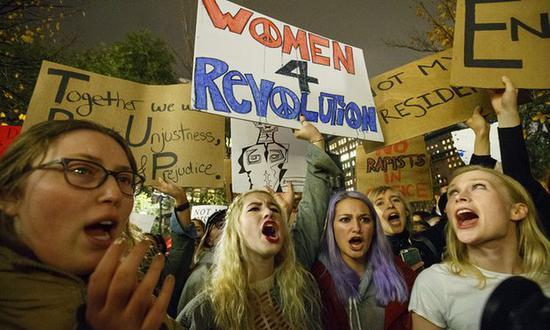 美国计划将于特朗普就职典礼前后进行多次抗议活动