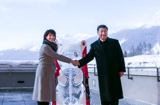 习主席新年首访:体现中国引领与担当