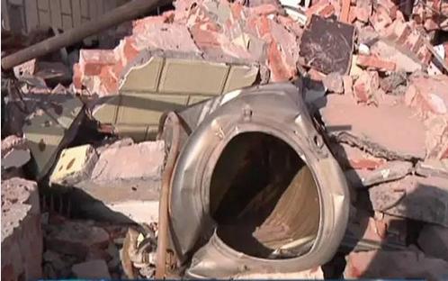 11户村民称遭不明身份人员强拆 财物疑被哄抢