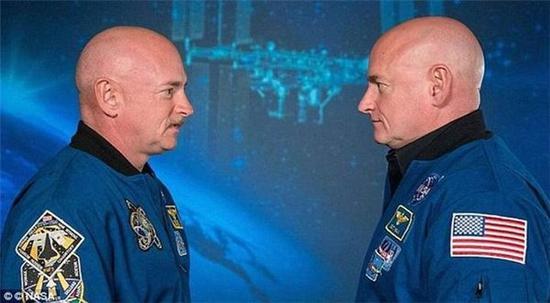 美国航天局公布太空双胞胎研究初步发现
