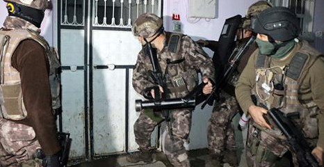"""土展开""""伊斯兰国""""清剿行动 数百嫌疑人被捕"""