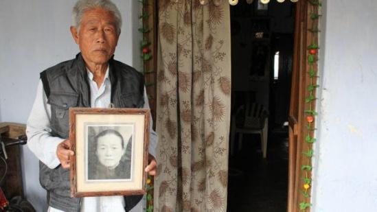 中国老兵被困印度54年 回家是最大的心愿