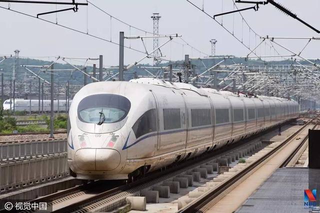 高铁 ▲图片来源:视觉中国