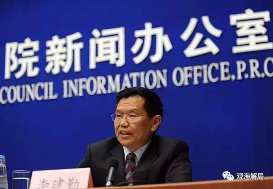 (2011年出席国务院新闻发布会)