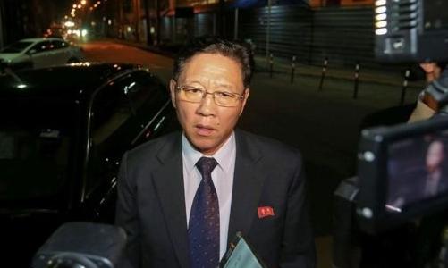 朝鲜大使:将拒绝承认马方对金正男尸检结果