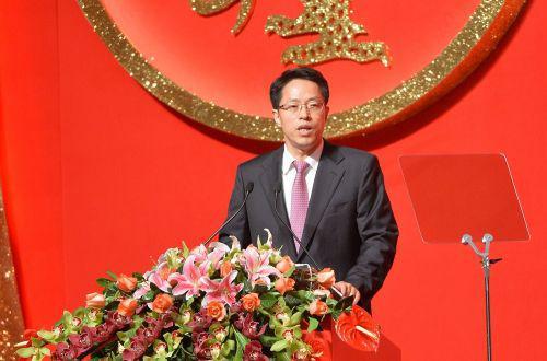 """张晓明驳""""干预特首选举"""":中央关注是名正言顺"""