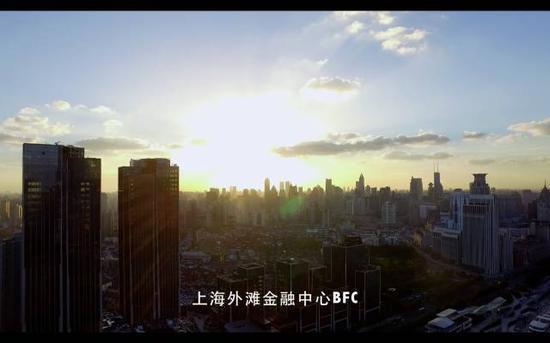 郭广昌花了六年多时间打造的上海新地标