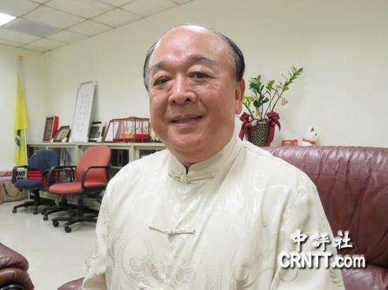 台湾退役中将吴斯怀(图片来源:中评社)