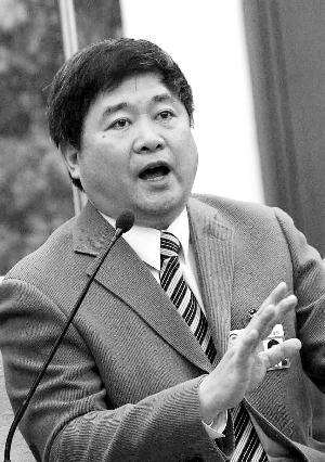 全国政协委员、故宫博物院院长单霁翔(资料图片)