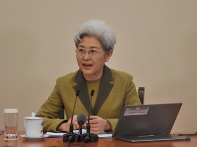 傅莹谈中美关系:如果有挑战 中国也会坦然应对