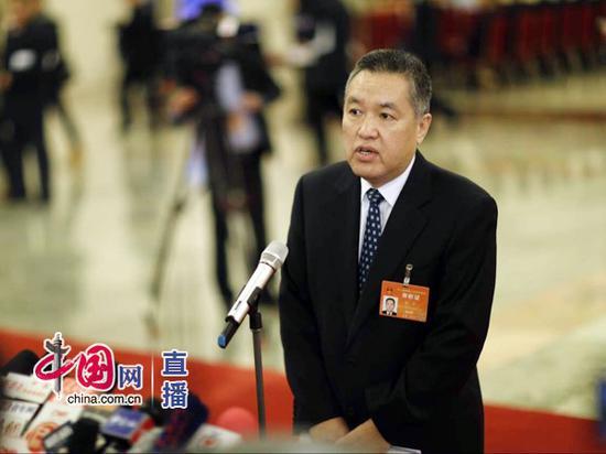 国家工商总局局长张茅