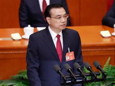李克强:绝不许以任何名义把台湾从祖国分裂出去